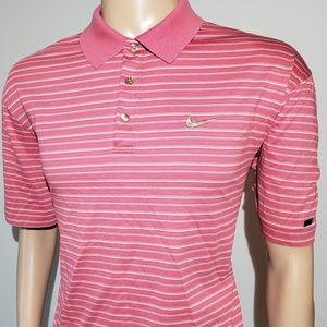 Tiger Woods Collection Golf Polo XL Nike FitDry
